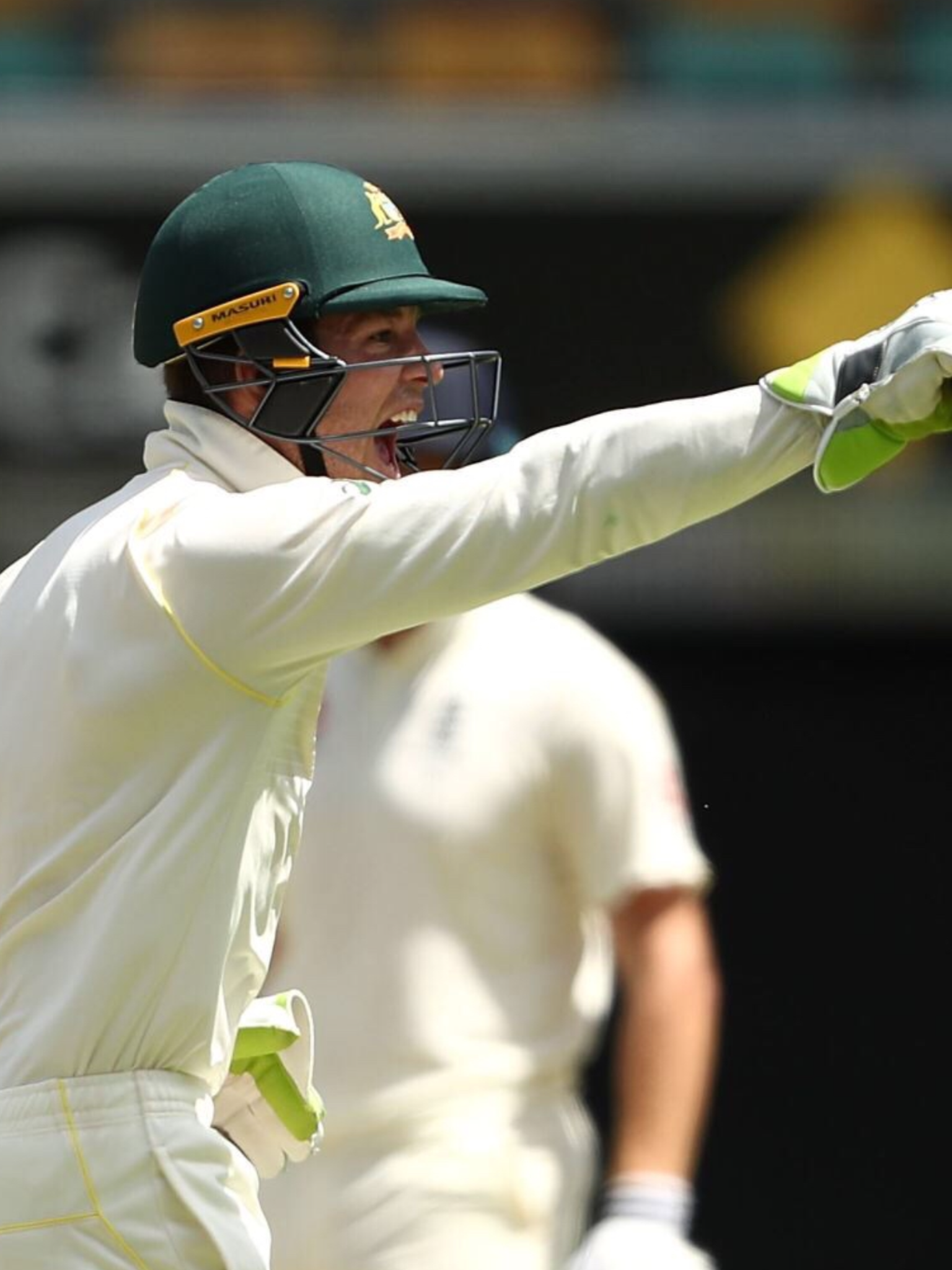 Tim Paine Outstanding Test Return In Gabba Opening Ashes Test Tim Paine Cricket