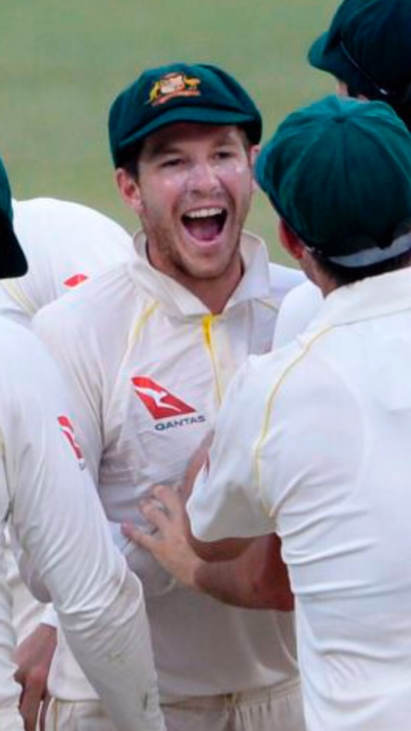 Tim Paine and Mitch Marsh Australia leadership team. Tim Paine will Wear Skins in the 2 Test series while keeping in the heat of the UAE