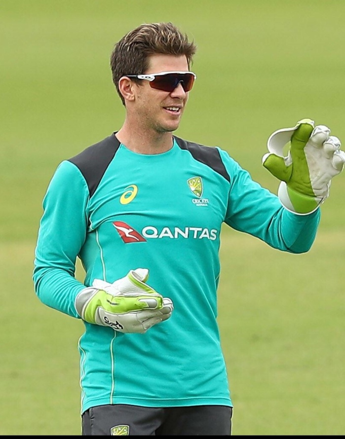 Tim Paine and Cricket Australia needs characters in his Team.