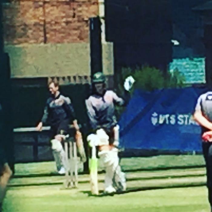 Tim Paine batting SCG nets Tasmania Training