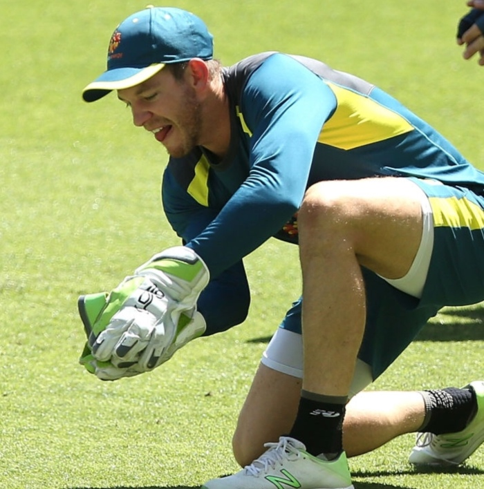Tim Paine Australian Skipper Keeping in White skins holds the key to the 2nd Test in Perth