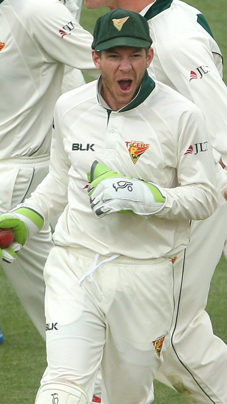 Tim Paine took 5 catches at the Adelaide Oval on February 23 2019. Including taking the key wickets of Travis Head and Callum Ferguson